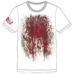 Dead Rising 4 Blood Splattered T-Shirt - Large