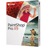 Corel PaintShop Pro X9 (PC)