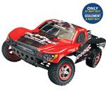 Traxxas Slash Mark Jenkins 2WD 1/10 Scale RC Truck - Red
