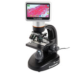 Celestron TetraView 4-400x Touchscreen LCD Digital Microscope
