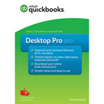 Intuit Quickbooks Desktop Pro 2017 (PC) - English