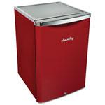 Danby Contemporary Classic 2.6 Cu. Ft. Freestanding Compact Refrigerator (DAR026A2LDB) - Red