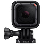 GoPro HERO5 Session Waterproof 4K Sports & Helmet Camera - Black
