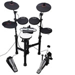 Carlsbro Electronic Drum Kit (CSD130XXX) - Black