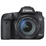 Canon EOS 7D Mark II DSLR Camera with EF-S 18-135mm F3.5-5.6 IS USM Lens Kit