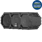 Altec Lansing Life Jacket III Waterproof Snowproof Dustproof Wireless Bluetooth Speaker - Black - Only at Best Buy