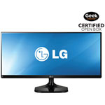 "LG 29"" UltraWide FHD 60Hz 14ms IPS LED Monitor (29UM58-P.AUS) - Black - Open Box"
