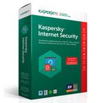 Kaspersky Internet Security 2017 - 3 User - 1 Year
