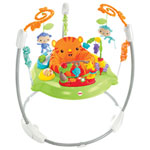 Fisher-Price Roarin' Rainforest Jumperoo Bouncer