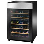 Refroidisseur à vin de 45 bouteilles de 4,5 pi³ d'Insignia (NS-WC45BK7) - Noir
