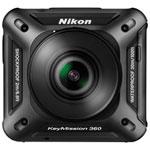 Caméra d'action 4K étanche KeyMission 360 de Nikon