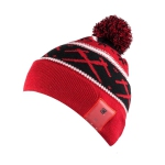 Dual Layered Bluetooth 4.0 Wireless Winter Beanie Unisex Hat with Headphone & Mic - Celtic