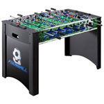 Table de soccer de 48 po Playoff de Hathaway - Noir-vert
