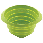 Lekue Collapsible Colander - Green