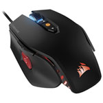 Corsair M65 PRO RGB 12000 DPI Optical Gaming Mouse - Black