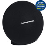 Haut-parleur portatif sans fil Bluetooth Onyx Mini de Harman Kardon - Noir - Exclusivité Best Buy