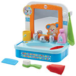 Fisher-Price Laugh & Learn Let's Get Ready Sink - French