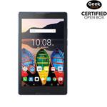 "Lenovo Tab3 8"" 16GB Android 6.0 Tablet with MediaTek Quad-Core Processor - Denim Black - Open Box"