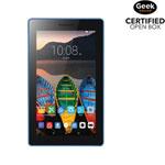 "Lenovo Tab3 Essential 7"" 8GB Android 5.1 Tablet with QualComm Quad-Core Processor - Black - Open Box"