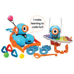 Wonder Workshop Dash & Dot Robot Wonder Pack - Turquoise