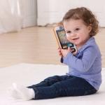 Vtech - Touch & Swipe Baby Phone