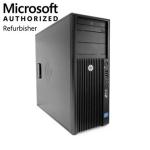 HP Z210 Workstation,Intel Xeon,8GB RAM,500GB HDD, DVD RW, Windows 10 Pro, 1 Year Warranty - Refurbished