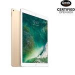 """Apple iPad Pro 12.9"""" 128GB With Wi-Fi - Gold - Open Box"""
