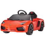 Best Ride On Cars Lamborghini Aventador V6 - Orange