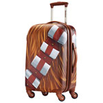"American Tourister Star Wars 21.5"" Hard Side 4-Wheeled Carry-On Luggage - Chewbacca"