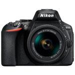 Appareil photo reflex numérique D5600 Nikon à objectif VR AF-P DX NIKKOR 18-55 mm f/3,5-5,6G