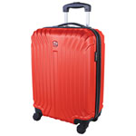 "Swiss Gear Tannensee 20"" 4-Wheeled Carry-On Luggage - Chili"