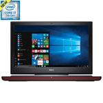"""Dell i7567 15.6"""" Laptop - Black (Intel Core i7-7700HQ/128GB + 1TB HDD/16GB RAM/Windows 10)"""