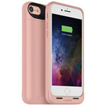 mophie juice pack air iPhone 7 Battery Case - Rose Gold