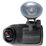 "PAPAGO! GoSafe 760 Full HD 1080p Dashcam with 2.7"" LCD Screen & Rear Camera (GS76032GBB) - Black"