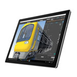 "Microsoft Surface Pro 4 12.3"" 128GB Windows 10 Pro Multi-Touch Tablet with Intel Core m3 -6Y30"