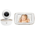 """Motorola 5"""" Wi-Fi Baby Monitor with Zoom/Pan/Tilt (MBP855CONNECT)"""