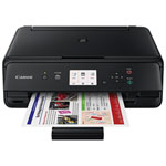 Canon PIXMA TS5020 Wireless All-In-One Inkjet Printer - Black