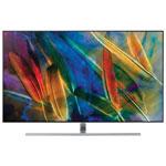 Téléviseur intelligent Tizen HDR QLED UHD 4K de 65 po de Samsung (QN65Q7FAMFXZC) - Argent sterling