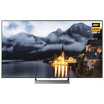 """Sony 65"""" 4K UHD HDR LED Android Smart TV (XBR65X900E) - Black"""