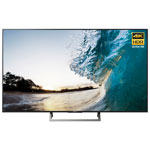 """Sony 65"""" 4K UHD HDR LED Android Smart TV (XBR65X850E) - Black"""