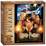 Harry Potter and the Sorcerer's Stone Puzzle - 550 Pieces