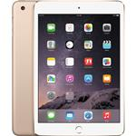 Apple iPad Mini 3 Wifi + Cellular 4G GSM Unlocked Third Gen 16GB Gold REFURBISHED