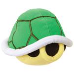 World of Nintendo - Jouet en peluche Turtle Shell Sound FX