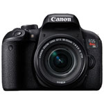 Canon EOS Rebel T7i DSLR Camera with 18-55mm f/4.5-5.6 IS STM Lens Kit