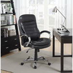 Picket House Aaron Executive Office Chair - Black