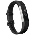 Fitbit Alta HR Fitness Tracker with Heart Rate Monitor - Small - Black