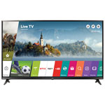"LG 49"" 4K UHD HDR LED webOS 3.5 Smart TV (49UJ6300) - Black"