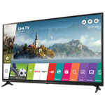 "LG 55"" 4K UHD HDR LED webOS 3.5 Smart TV (55UJ6300) - Black"