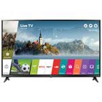 """LG 65"""" 4K UHD HDR LED webOS 3.5 Smart TV (65UJ6300) - Black"""