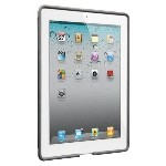 Case-Mate Pop! Case with Stand for Apple NEW iPad - White/Grey (CM020461)